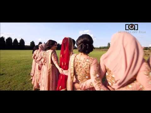Luxury asian wedding video    Zack Knight - Love Controller