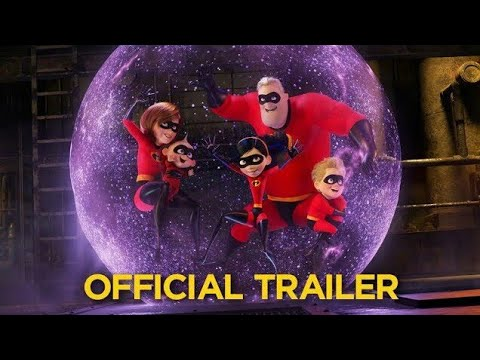 Incredibles 2 2018 Official Full online Full-HD