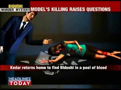 Eyewitness Claims Seeing Model Bidushi Dash Barde's Killer