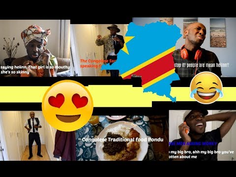 Things Congolese do (Role play) PART 1