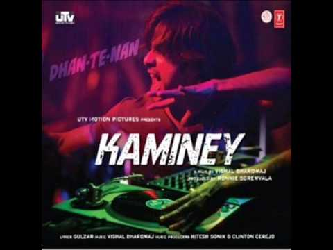 Kaminey- Dhan Te Nan w/ Real Album Art/FULL LYRICS