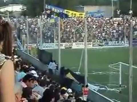 25 de Mayo. - LVF 2012 - Argentinos 2 Juventud Unida 1 - Festejo gol de Juventud.