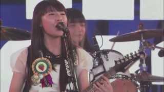 佐賀県唐津の女子高生バンド、たんこぶちん ROCK IN JAPAN FESTIVAL 201...