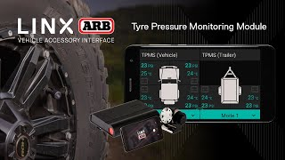 ARB LINX | Tyre Pressure Monitoring System