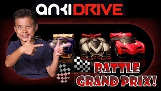 ANKI DRIVE BATTLE GRAND PRIX!