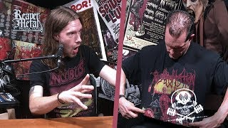 Comments on Metal T Shirts You Don't Want To Hear   HELLCAST Metal Podcast Mini Episode