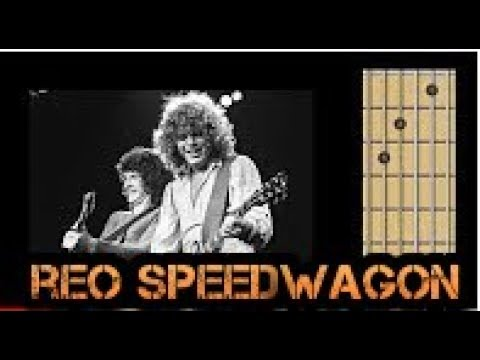 Take it on the Run REO Speedwagon guitar chords lyrics - YouTube