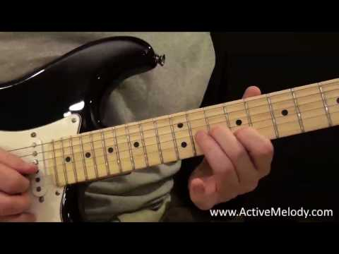 Robert Cray Style Blues Lead Guitar Lesson