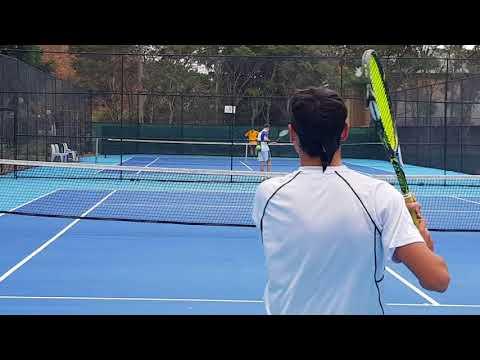CIS Tennis Tournament   June 2018