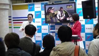 パシフィコ横浜で開催されている国際フィッシングショー2012の初日...
