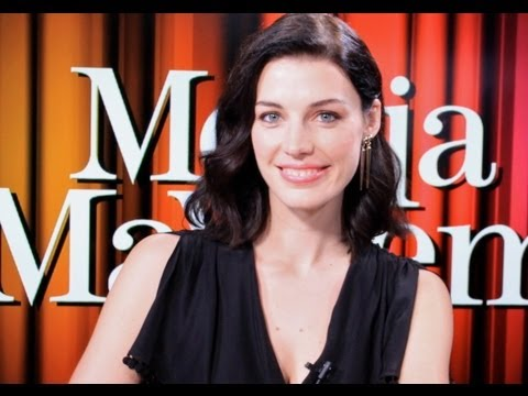 Mad Men and Being Megan Draper with Jessica Paré
