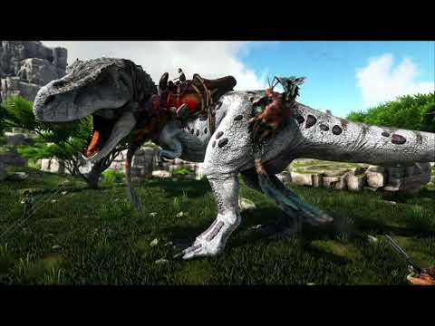 ARK: SURVIVAL EVOLVED FREE EXPANSION MAP 'VALGUERO' TO