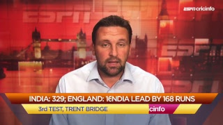 #ENGvsIND 3rd Test - Day 2 - Matchday, TEA TIME comments
