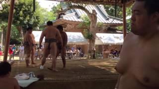 出羽海部屋 2017夏合宿