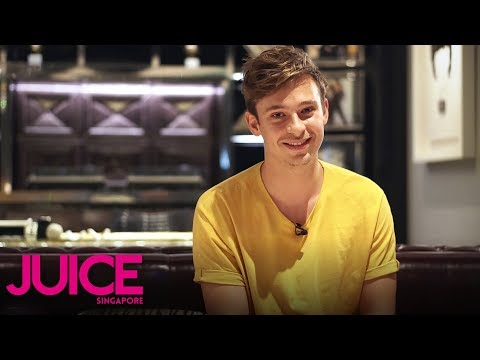 Flume shares the love for his fellow Aussie artists | JUICE Singapore