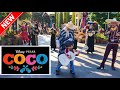 Miguel's Disneyland Resort DEBUT! - A Musical Celebration of Coco 2018 FULL SHOW