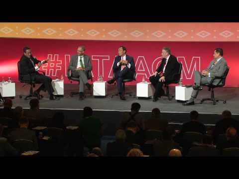 IATA AGM 2017 CEO Insight Debate