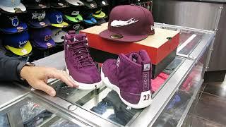 Nike Air Jordan Bordeaux 12, at Street Gear, Hempstead NY