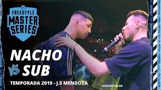 NACHO VS SUB - FMS ARGENTINA JORNADA 5 TEMPORADA 2019