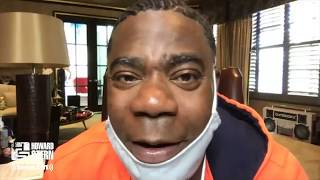 Tracy Morgan Gives Props to Eddie Murphy's Spot-On Impression of Him