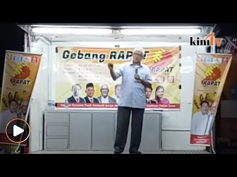 'Kalau depa tak ada idea, ikan temenung mahal pun salah DAP'