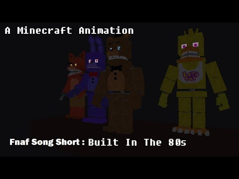 Built in the 80s Short A Mine Imator Animation (Minecraft Animation)