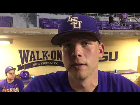 Wild 5th inning helps lift LSU baseball to series win over Texas