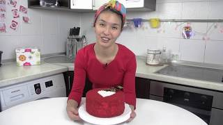 Торт 'Красный Бархат'