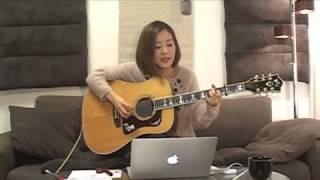 2013.11.24 森恵さんのUSTREAMライブより Megumi Mori is a rising Japa...