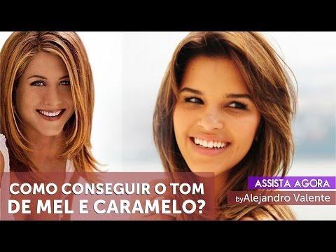 Como pintar o cabelo em casa - Nova coloração com tom cobre da C. Kamura from YouTube · Duration:  24 minutes 6 seconds