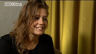 Interview with Adèle Exarchopoulos of Blue is the Warmest Colour streaming