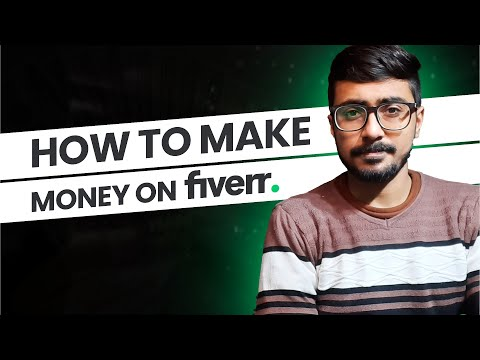 How To Make Money on Fiverr for beginners? | Complete Fiverr Course | HBA Services