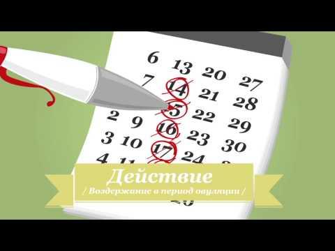 Календарь менструального цикла - рассчитать календарь