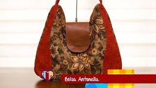 Bolsa de tecido Antonella – Maria Adna Ateliê