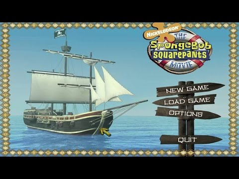 Movies to Video Games Review - The Spongebob Squarepants Movie (PC)