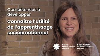 Série de vidéos sur l'apprentissage socioémotionnel