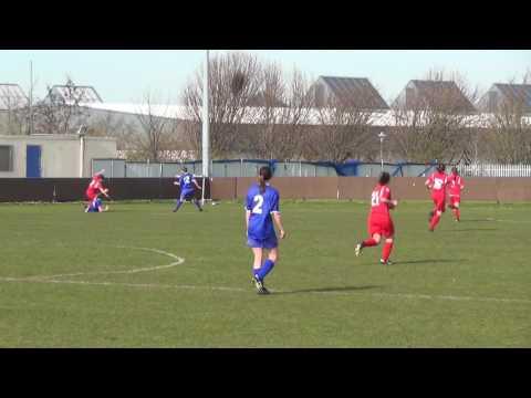Merseyrail Bootle 1-0 FC United. 26 Mar 2017