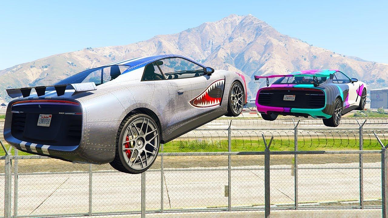 YE CAR MILITARY BASE KE LIYE BEST HAI in GTA 5 ONLINE thumbnail