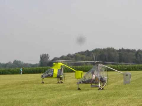 Two Gyros - Jump Takeoff