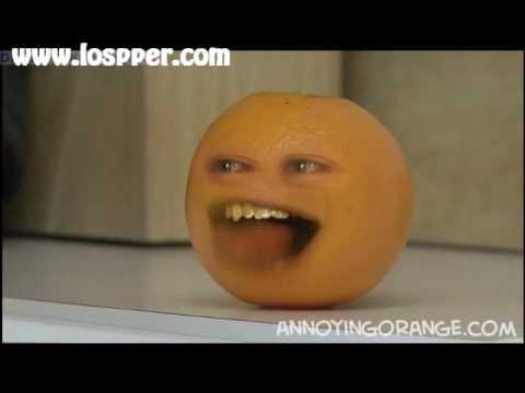 video da laranja irritante dublado