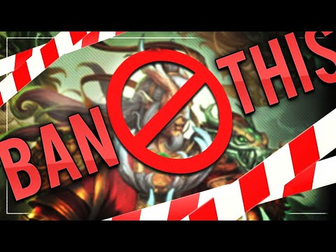 Ao Kuang: YEAH BAN THIS IN RANKED EVERY GAME. - Smite