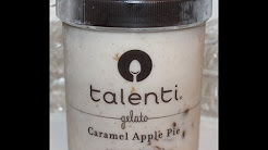 Talenti Gelato: Caramel Apple Pie Review