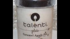 Talenti Gelato: Caramel Apple Pie Review