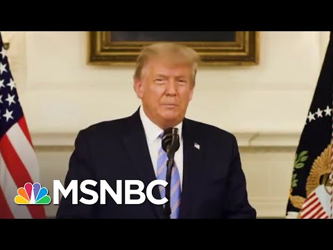 NYT: Trump Said To Have Discussed Pardoning Himself | The Last Word | MSNBC