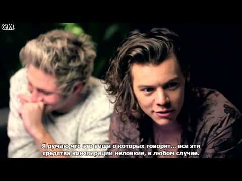 One Direction - Interview New Book [RusSub]