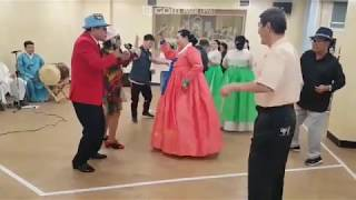경기도와김포시가 함께찾아가는 문화공연  가수 신바람부부…