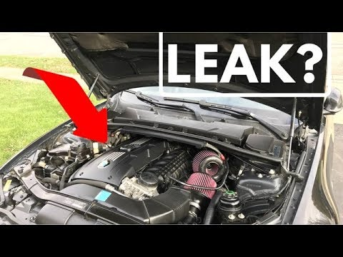 bmw boost leak? how to check that 30ff code!