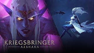 Kriegsbringer: Azshara  | Animierter Kurzfilm