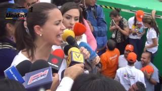 Calles abarrotadas fueron escenarios claves en la #TomaDeVenezuela