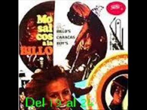BILLO'S  MOSAICOS DEL 19 AL 24 - DISCO COMPLETO.-